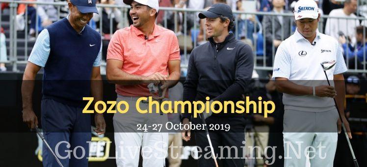 Zozo Championship Round 1 Live Streaming