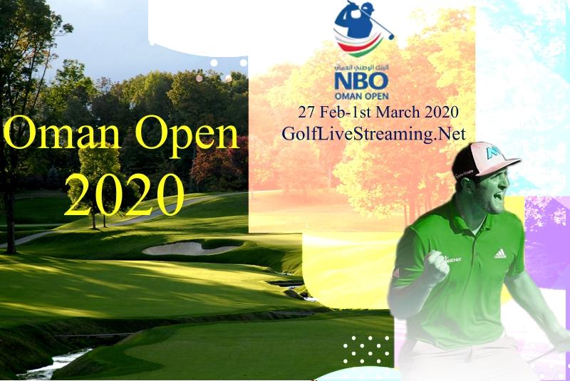 Oman Open Golf 2020 Live Stream | Round 2