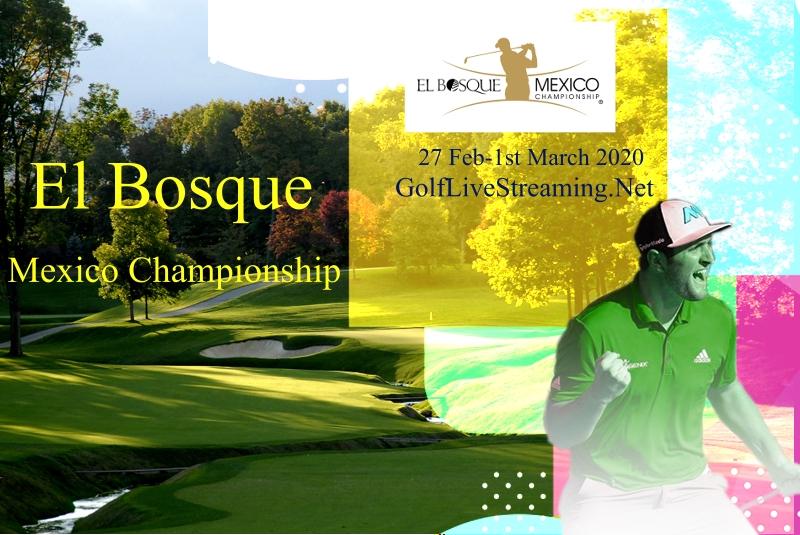 El Bosque Mexico Championship Live Stream 2020 | Rd 2