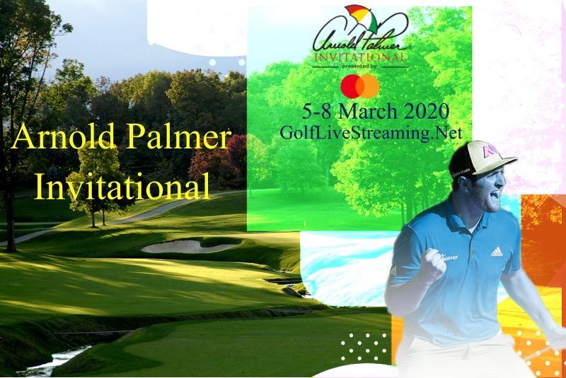 Arnold Palmer Invitational Live Stream 2020 | Rd 1