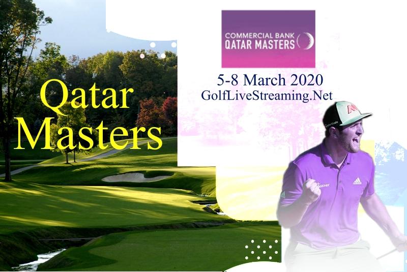 Qatar Masters Live Stream 2020 | Rd 1