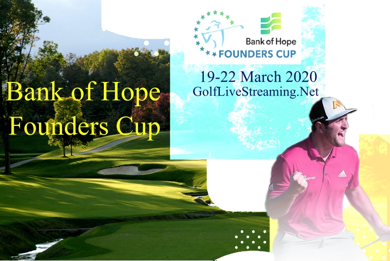 Bank of Hope Founders Cup Golf Live Stream | Rd 3