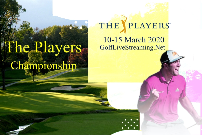 The Players Golf Live Stream 2020 | Rd 1