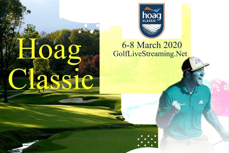 Hoag Classic Golf Live Stream 2020 | Rd 1