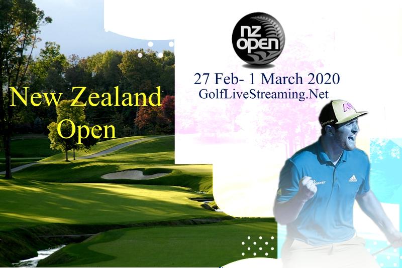 New Zealand Open Golf Live Stream 2020 | Day 4