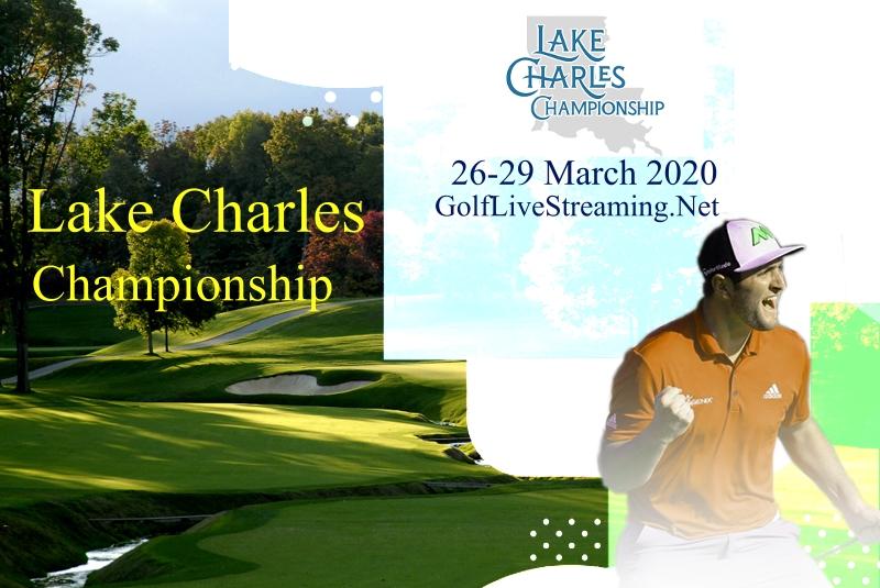 Lake Charles Championship Live Stream 2020 | Rd 1