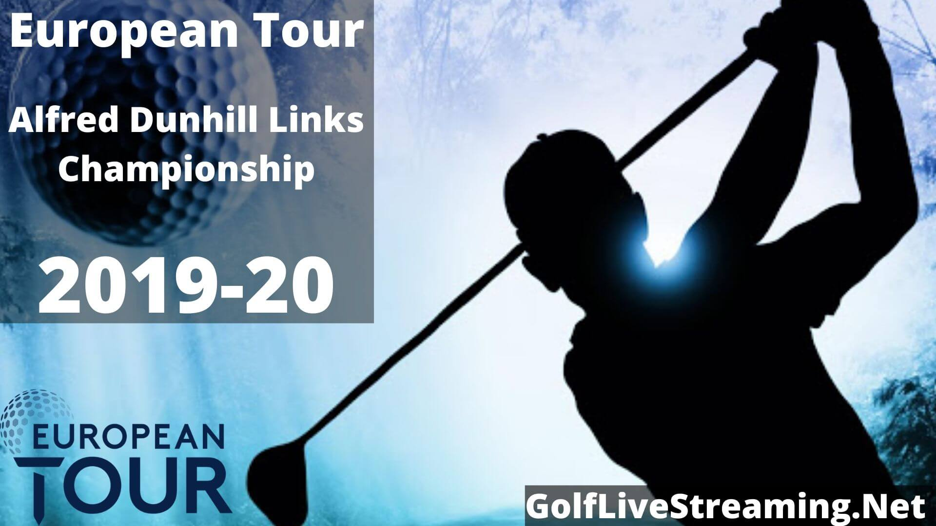 Alfred Dunhill Links Championship Live Stream 2020 | European Tour Round 1