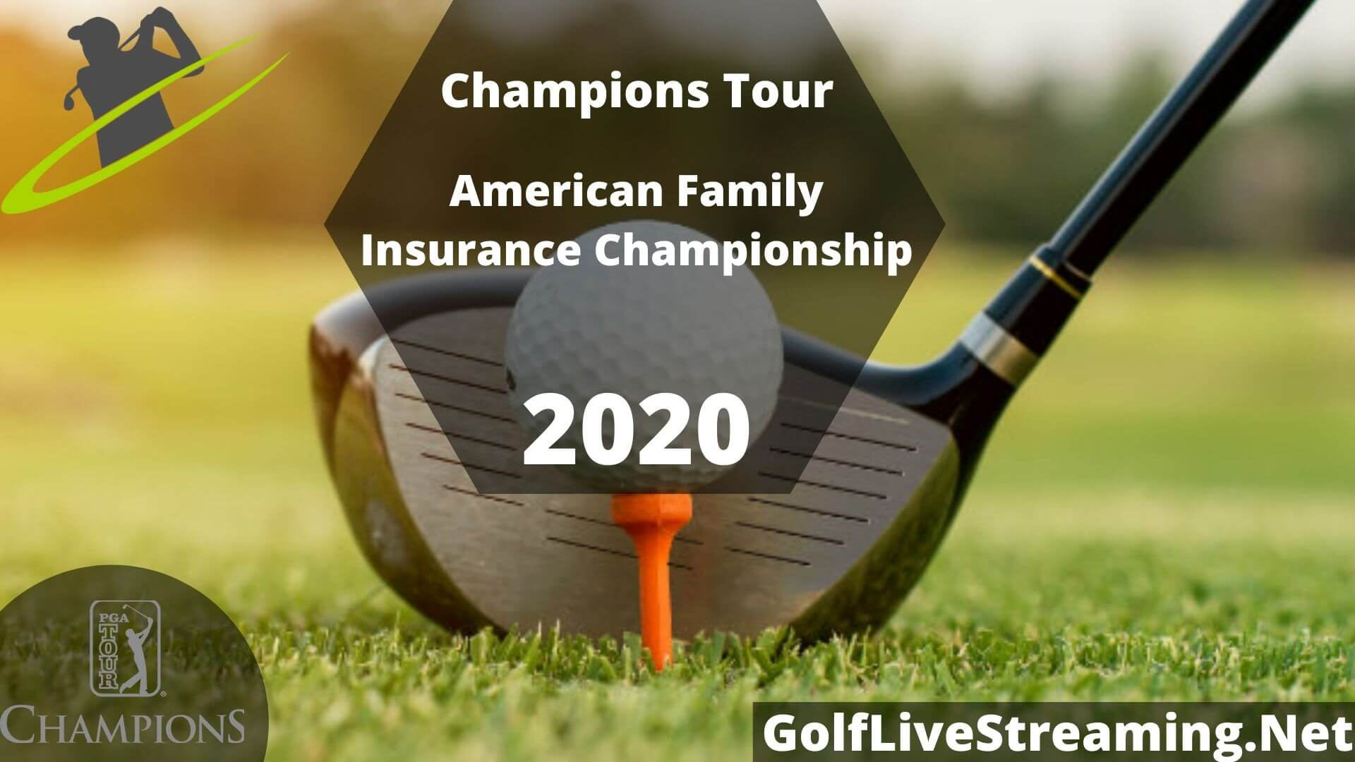 American Family Insurance Championship Live Stream 2020 | Champions Tour Round 1