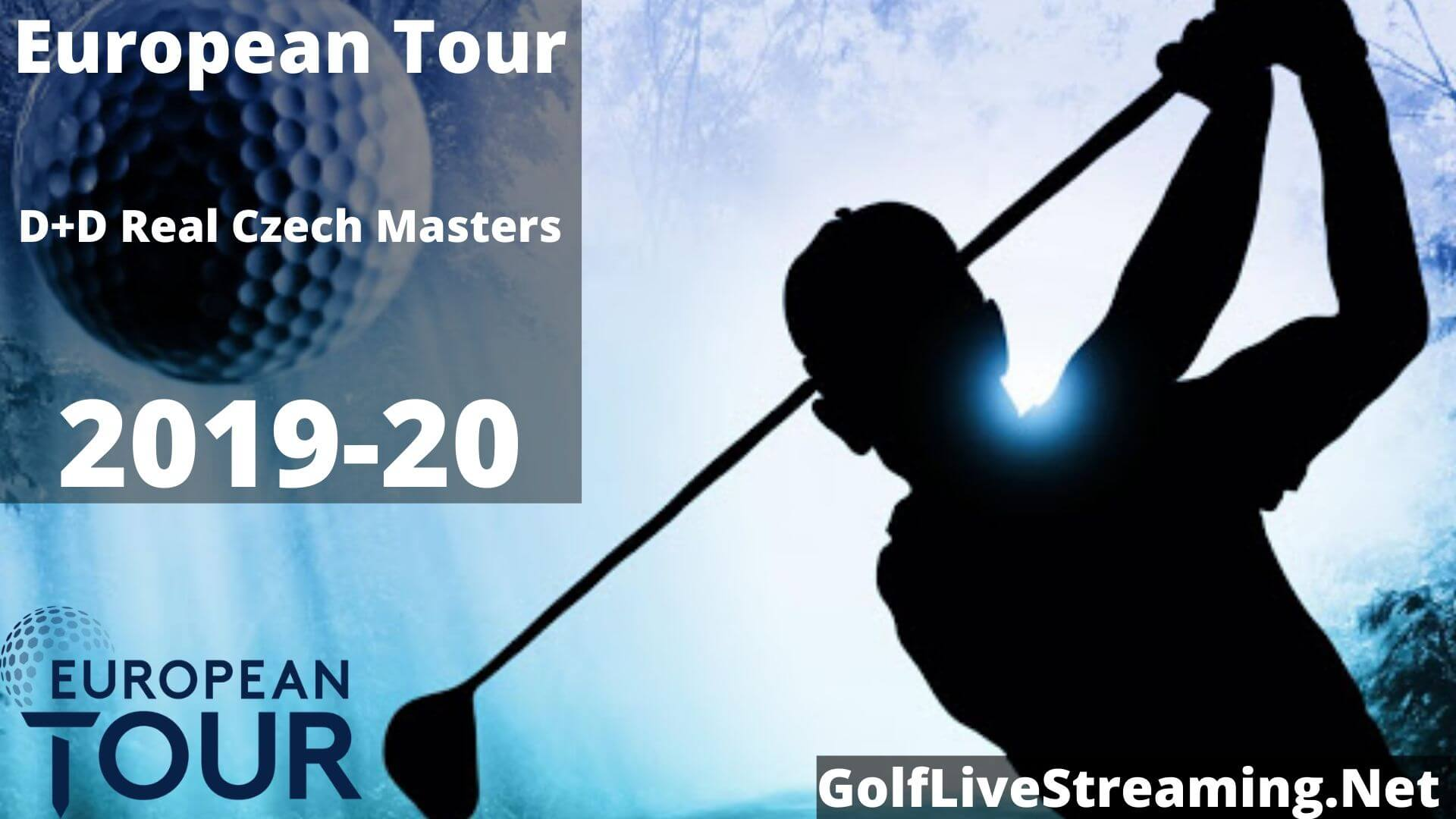 D+D Real Czech Masters Live Stream 2020 | European Tour Round 4