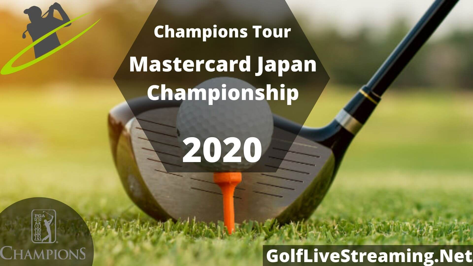 Mastercard Japan Championship Live Stream 2020 | Champions Tour Round 1