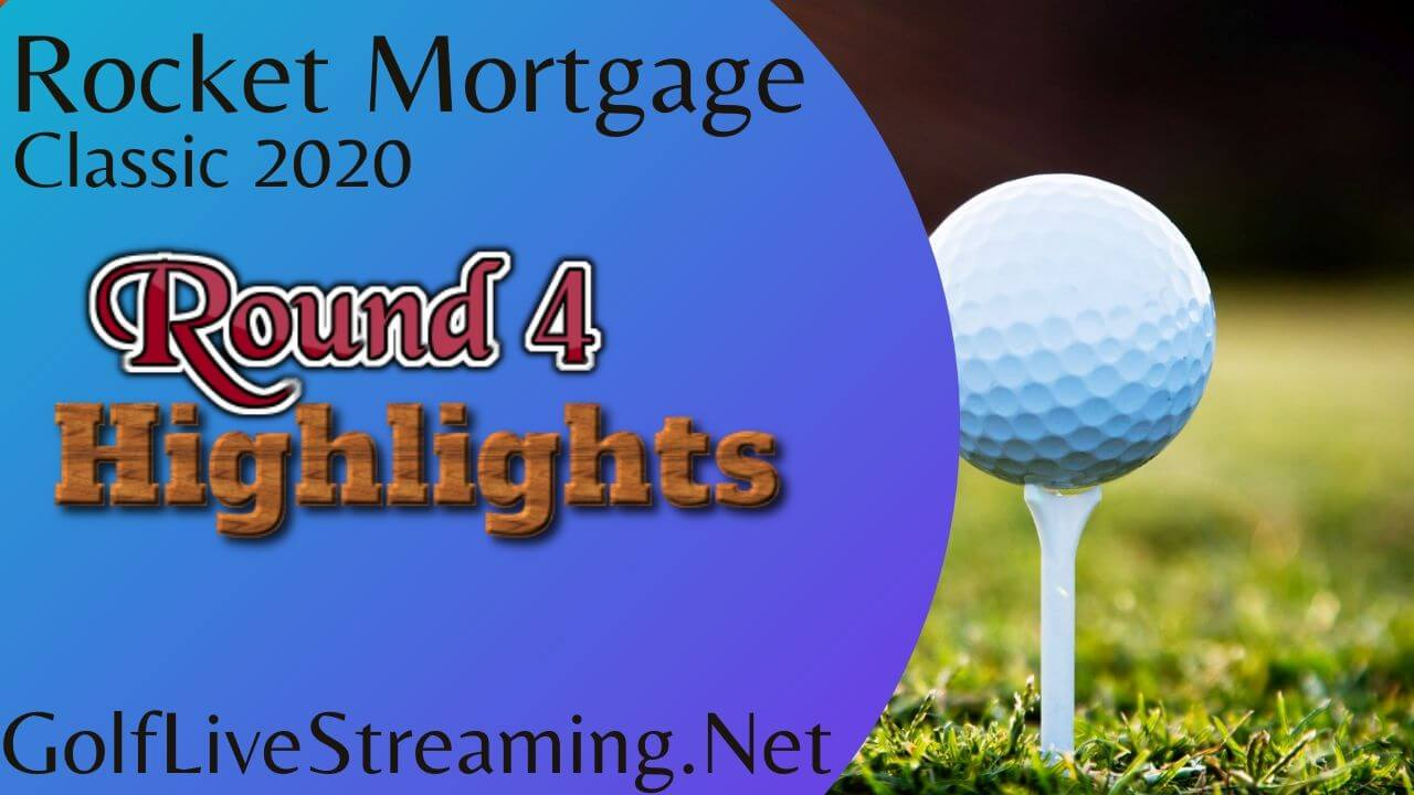Rocket Mortgage Classic Rd 4 Highlights 2020 Pga Tour