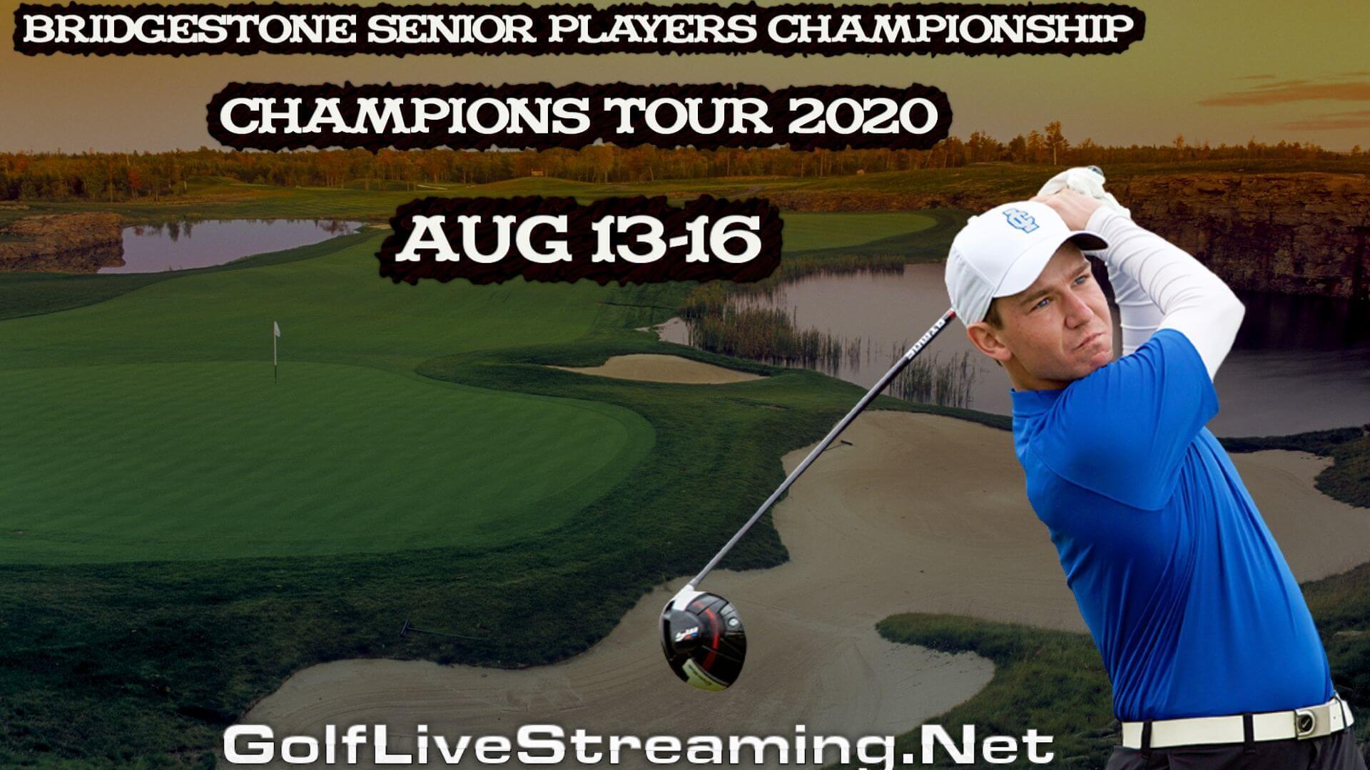 Bridgestone Senior Players Championship Live Stream 2020 | Rd 1