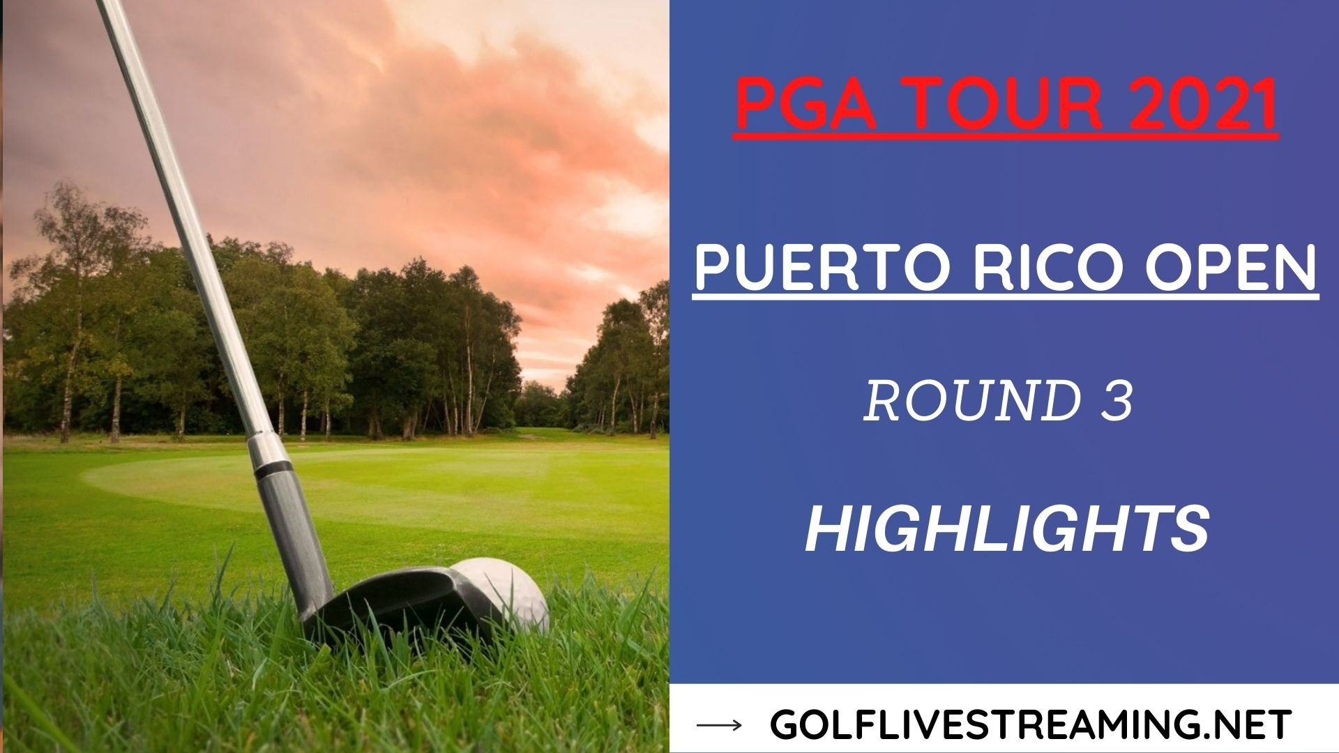 Puerto Rico Open Round 3 Highlights 2021 PGA Tour