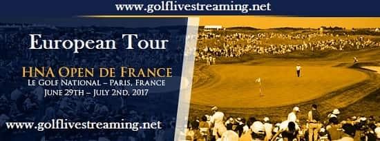 Live HNA Open de France Online