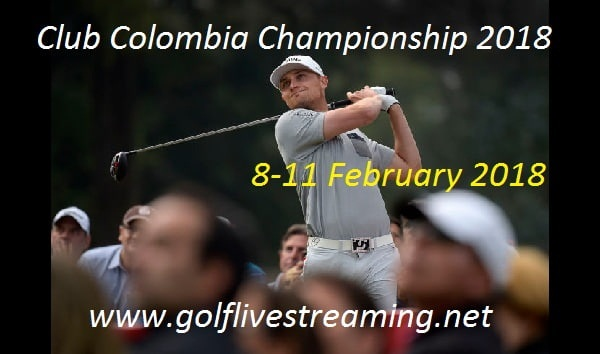 Watch Club Colombia Championship 2018 Live