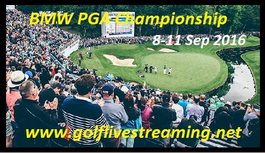 2016 BMW PGA Championship Live Stream