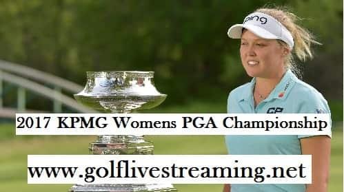 2017 KPMG Womens PGA Championship live