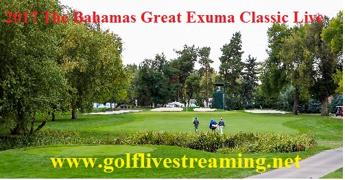 2017 The Bahamas Great Exuma Classic stream live