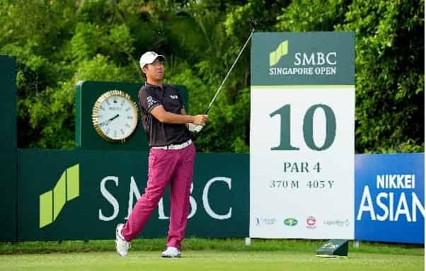 2018 Asian Tour Golf SMBC Singapore open Final round