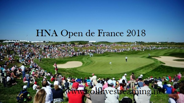 2018 HNA Open de France Live Stream