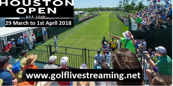 2018 Houston Open Live Stream