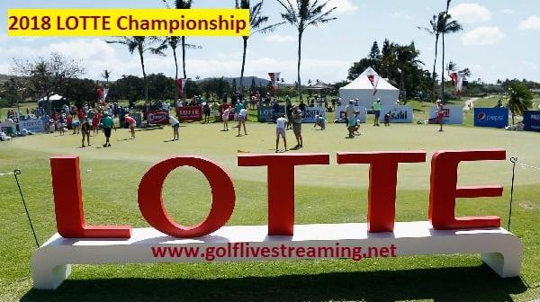 2018 LOTTE Championship Live Online
