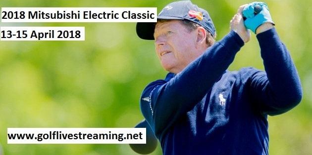2018 Mitsubishi Electric Classic Live Stream
