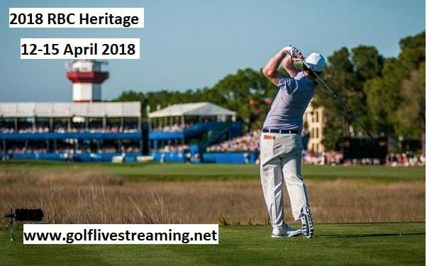 2018 RBC Heritage Live Stream