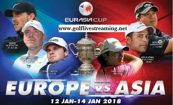 2018 EurAsia Cup
