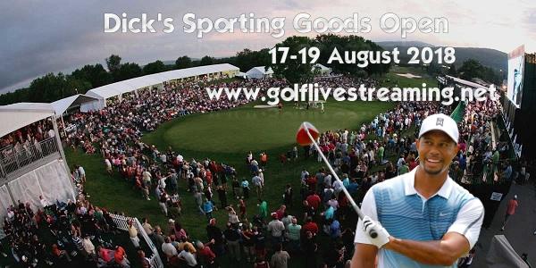 Dicks Sporting Goods Open 2018 Live