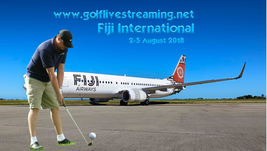 Fiji International 2018 Live Stream