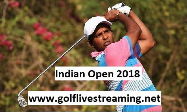 Indian Open 2018 Live Streaming