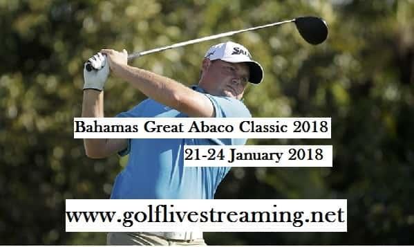 Live Bahamas Great Abaco Classic 2018 Stream