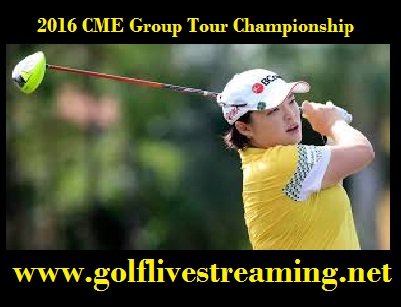 Live CME Group Tour Championship Streaming