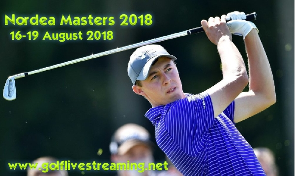 Nordea Masters 2018 Live Streaming