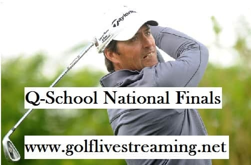 Q-School National Finals Live Stream