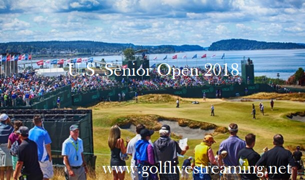 U.S. Senior Open 2018 Live Stream