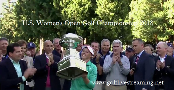 U.S. Women Open Golf Championship 2018 Live Stream