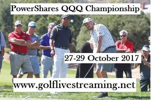 Watch PowerShares QQQ Championship Live