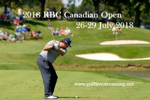 Watch RBC Canadian Open 2018 Live