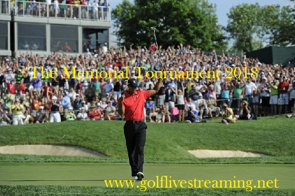 Watch The Memorial Tournament 2018 Live