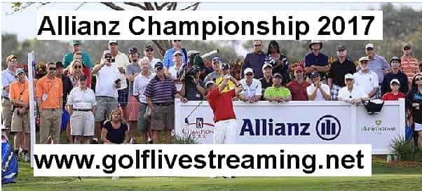 Allianz Championship live
