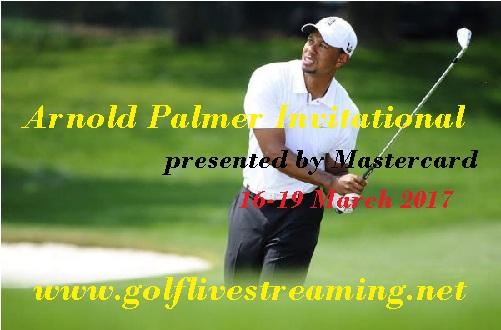Arnold Palmer Invitational live