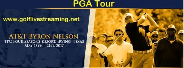 AT&T Byron Nelson live