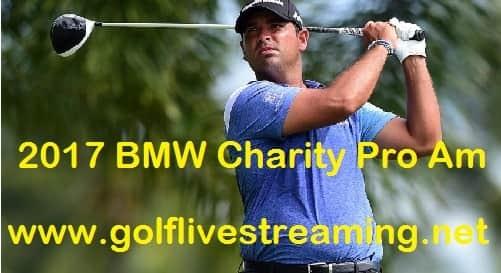 BMW Charity Pro Am live