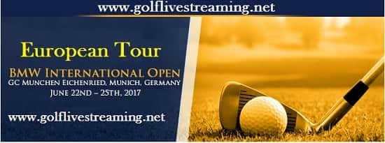 BMW International Open live