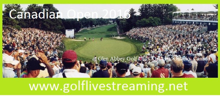 Canadian Open 2016 stream