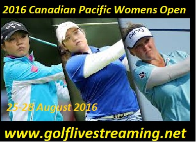 Canadian Pacific Womens Open