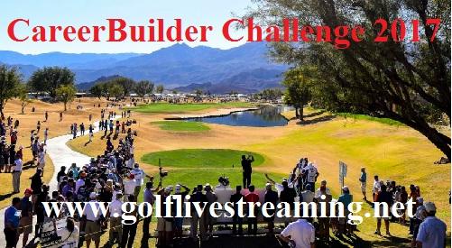 CareerBuilder Challenge 2017 live