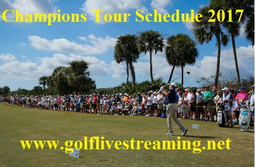 Champions Tour Schedule 2017